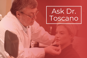 Ask Dr. Toscano Banner graphic